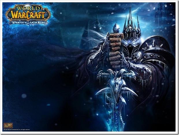 《魔兽世界·巫妖王之怒》