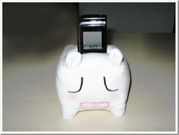 囧囧兔手机座
